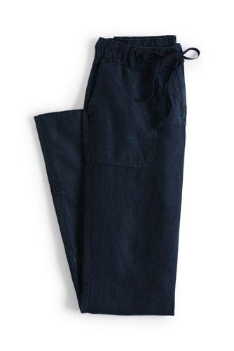Le Pantalon en Lin, Femme Stature Standard
