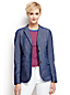 Women's Regular Stretch Chambray Blazer