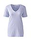 Le T-Shirt Doux Manches Courtes, Femme Stature Standard