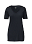 Le T-Shirt Doux Manches Courtes, Femme Stature Petite
