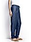 Le Pantalon Fluide en Lyocell Indigo, Femme Stature Standard