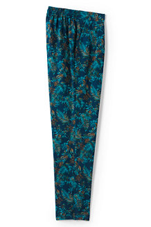 Women's Print Soft Trousers