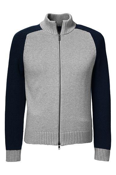 Drifter Cotton Sporty Cardigan Sweater 468988