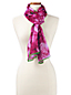 Women's Peony Floral Scarf