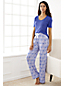Women's Regular Jersey Patterned Pyjama Bottoms