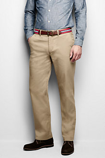 Men's Traditional Fit Easy-care Chinos