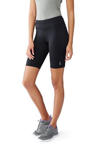 Women's Regular Control Slim Workout Shorts