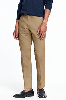 Stretch-Chinos für Herren, Slim Fit