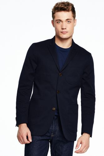 Men's Navy Blazer
