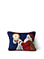 Needlepoint Christmas Cushion