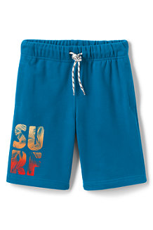 Boys' Graphic Jersey Shorts