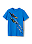 Boys' Metallic Foil Graphic Tee