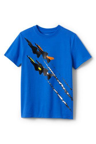 Grafik-Shirt für kleine Jungen