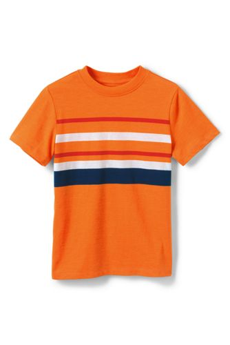Little Boys' Summer Stripe Tee