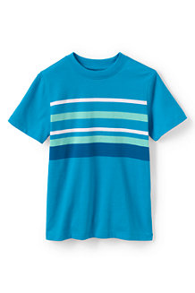 Boys' Summer Stripe Tee