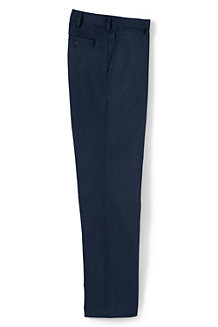 Men's  Traditional Fit Casual Chinos