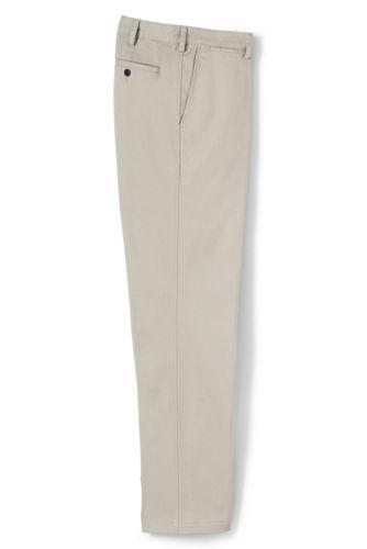 Le Pantalon Chino Décontracté Coupe Traditionnelle, Homme Stature Standard