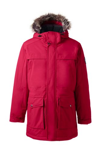 Men's Expedition Down Parka from Lands' End