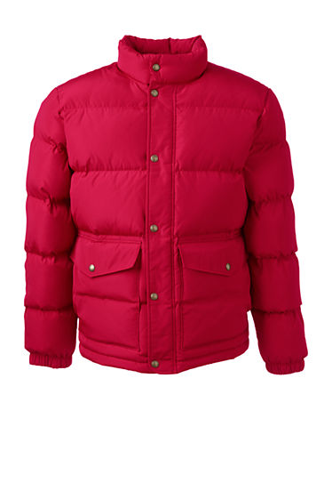 Men's 600 Down Jacket from Lands' End