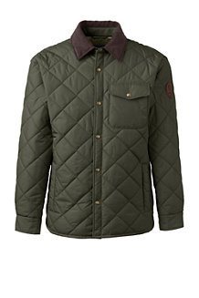 Men's Regular Quilted PrimaLoft Jacket