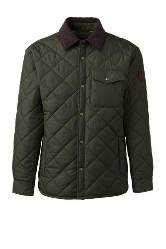 Men's Regular Quilted PrimaLoft Jacket