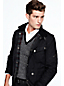 Men's Waxed Biker Jacket