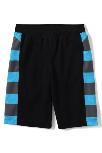 Little Boys' Graphic Active Shorts