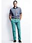 Le Pantalon Chino Décontracté Coupe Droite, Homme Stature Standard