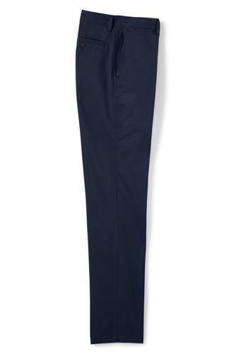 Men's Regular Straight Fit Casual Chinos
