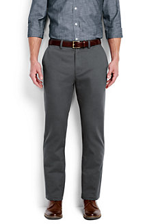 Men's  Straight Fit Casual Chinos