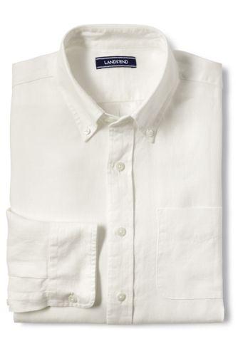 リネンBDシャツ