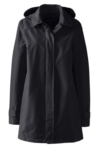 Women's Plus Coastal Rain Parka