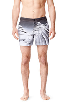 Men's Photo Monterey Swim Shorts