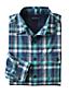 Activewear Gemustertes Hemd mit UV-Schutzfaktor 30 für Herren