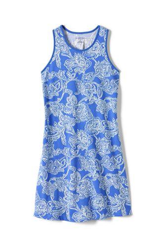 Kleid mit Ringerrücken für kleine Mädchen
