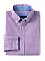 Boys' Smart Checked Poplin Shirt
