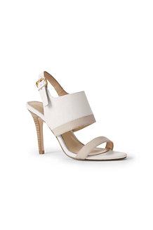 Les Sandales à Double Brides Femme