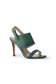 Women's Heeled Sandals