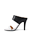 Women's Heeled Slide Sandals
