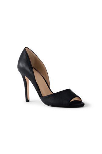 Women's Peep-toe Court Shoes