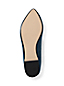 Women's Contrast Pointed-toe Loafers