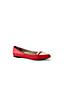 Colorblock-Loafer aus Kalbsleder