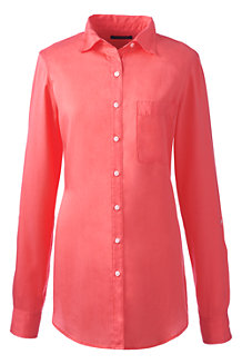 Women's Roll-sleeve Shirt
