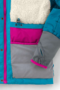 Girls Plus Size Expedition Down Winter Parka, Unknown