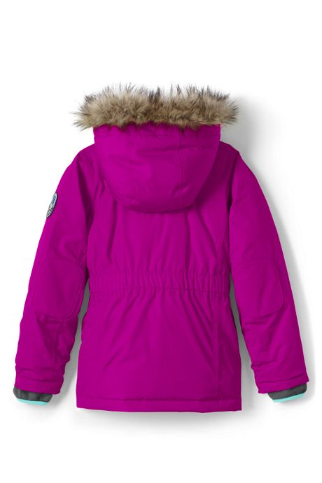 Girls Expedition Down Parka