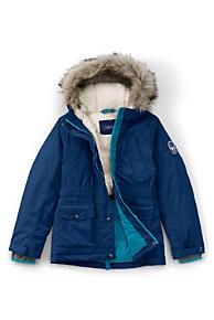 46c654773 Girls Parkas Coats & Jackets | Lands' End
