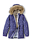 Little Girls' Patterned Expedition Parka