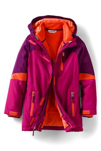 Little Girls' Stormer 3 in 1 Parka