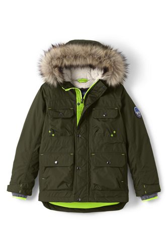 Little Boys' Expedition Parka