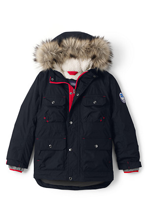 35bcca6ab79 Boys' Expedition Parka | Lands' End